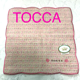 TOCCA - トッカ TOCCA タオルハンカチ
