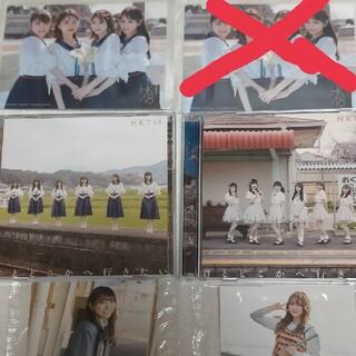 エイチケーティーフォーティーエイト(HKT48)のHKT48 君とどこかへ行きたい タイプB,D  DVD 生写真3枚セット(女性タレント)