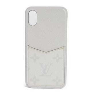 ルイヴィトン(LOUIS VUITTON)のルイ・ヴィトン iPhone・バンパー X/XS  タイガラマ モノグラム(iPhoneケース)