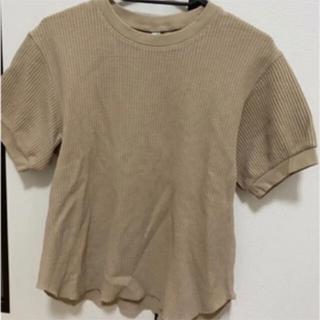 UNIQLO - ユニクロ ワッフルTシャツ