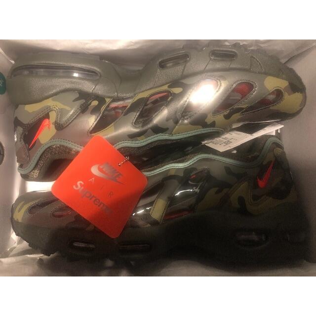 Supreme(シュプリーム)のSupreme®︎/Nike®︎ Air Max 96  キムタク メンズの靴/シューズ(スニーカー)の商品写真