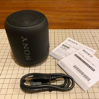SONY - SONY / SRS-XB12 / ソニー ワイヤレススピーカー