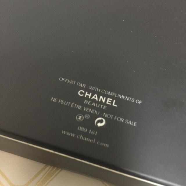 CHANEL(シャネル)のCHANEL ノベルティ ミラー スタンド付き レディースのファッション小物(ミラー)の商品写真