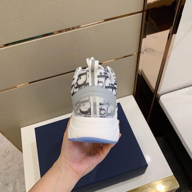DIOR HOMME(ディオールオム)の 希少 ディオール hommeスニーカー41 メンズの靴/シューズ(スニーカー)の商品写真