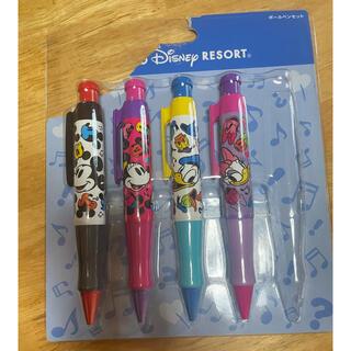 ディズニー(Disney)のディズニーリゾート ボールペン(キャラクターグッズ)