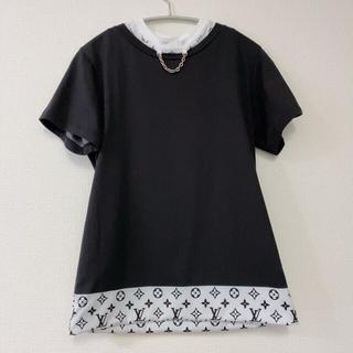 ルイヴィトン(LOUIS VUITTON)の今期新作 ルイヴィトン カットソーTシャツ サイズXS(Tシャツ(半袖/袖なし))