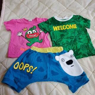 パーティーパーティー(PARTYPARTY)のPARTY     PARTYのTシャツとパンツ  (Tシャツ/カットソー)