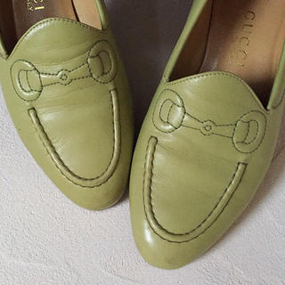 グッチ(Gucci)のmacxi様 アシンメトリークロスセット同梱(ローファー/革靴)