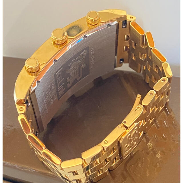 AVALANCHE(アヴァランチ)のアヴァランチ アイスリンク 時計 メンズの時計(腕時計(アナログ))の商品写真
