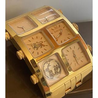 アヴァランチ(AVALANCHE)のアヴァランチ アイスリンク 時計(腕時計(アナログ))