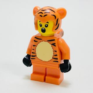 【新品未使用】レゴ LEGO ミニフィグ ちびっこティガーおったまげ〜