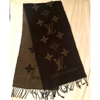 LOUIS VUITTON - Louis Vuitton モノグラム マフラー