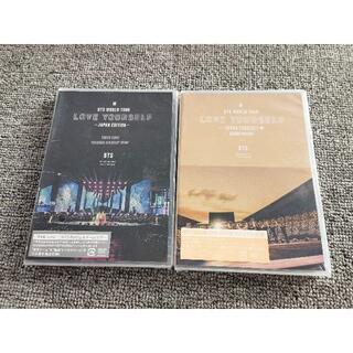 防弾少年団(BTS) - BTS LOVE YOURSELF+SPEAK YOURSELF 通常 DVD