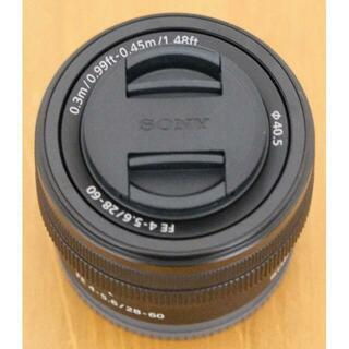 SONY - 【新品】【送料無料】SONY ソニー FE28-60mm SEL2860