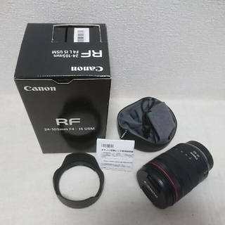 Canon - RF24-105mm F4L IS USM
