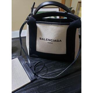 Balenciaga - BALENCIAGA カバXS キャンパス2WAYバッグ