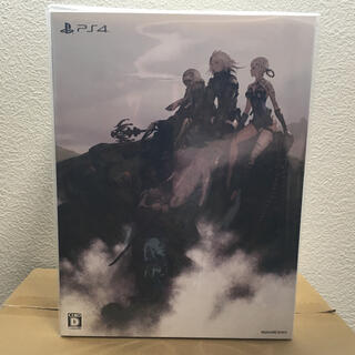 PlayStation4 - [PS4]NieR Replicant White Snow Edition