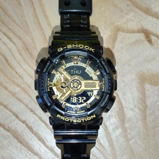 G-SHOCK - CASIO  G-SHOCK  GA-110GB  ジャンク品
