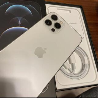 Apple - iphone12 pro シルバー silver 128gb SIMフリー