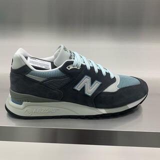 "New Balance - KITH × NEW BALANCE 998 ""STEEL BLUE"""