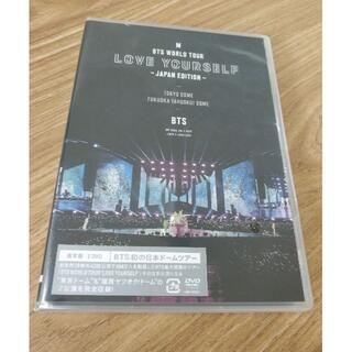 防弾少年団(BTS) - BTS WORLD TOUR 'LOVE YOURSELF' 通常盤 DVD
