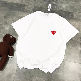 COMME des GARCONS - 21SS 新品 CDG PLAY  Tシャツ L