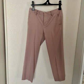 UNITED ARROWS - 定価17,280円 ユナイテッドアローズ クロップドパンツ ピンク