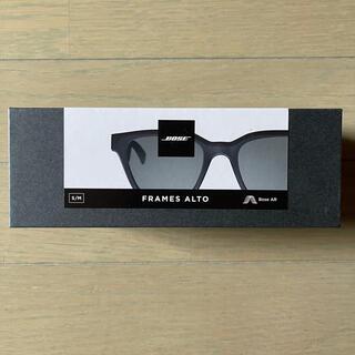 ボーズ(BOSE)の【新品未開封】BOSE  frames ALTO Bluetooth (ヘッドフォン/イヤフォン)