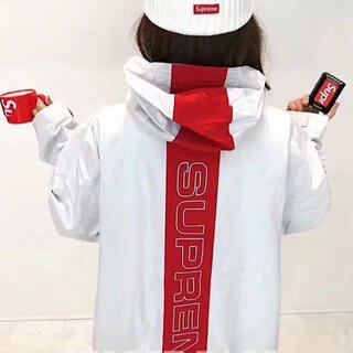 Supreme - supreme taped seam jacket