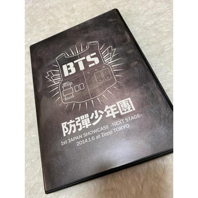 防弾少年団(BTS)(ボウダンショウネンダン)の防弾少年団 DVD 1st showcase エンタメ/ホビーのDVD/ブルーレイ(ミュージック)の商品写真