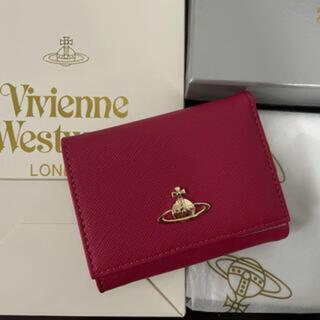 Vivienne Westwood - 新品未使用ヴィヴィアンウエストウッド 財布 3つ折り