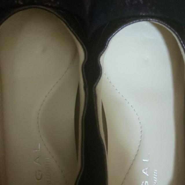 REGAL(リーガル)のREGAL リーガル  パンプス 未使用 レディースの靴/シューズ(ハイヒール/パンプス)の商品写真