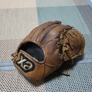 Xanax - ザナックス 硬式内野手用グローブ