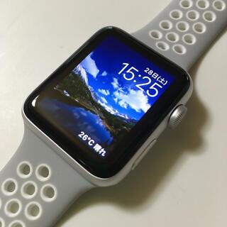 Apple Watch - Apple Watch series2 シルバー42mm アップルウォッチ