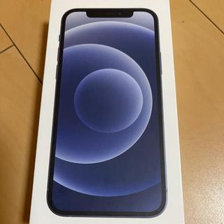 Apple - iPhone12 128GB ブラック