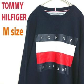 トミーヒルフィガー(TOMMY HILFIGER)のTOMMY HILFIGER トミーヒルフィガー ビッグロゴ スウェット(スウェット)