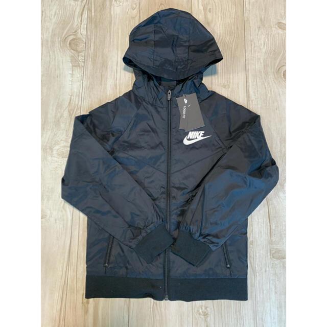 NIKE(ナイキ)のNIKE  ウィンドランナー GXジャケット ナイロンジャケット 140 150 キッズ/ベビー/マタニティのキッズ服男の子用(90cm~)(ジャケット/上着)の商品写真