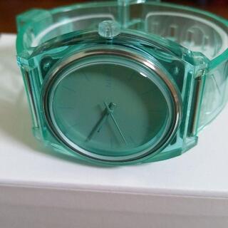 ニクソン(NIXON)の★半額! ニクソン 腕時計(ミント)★(腕時計)