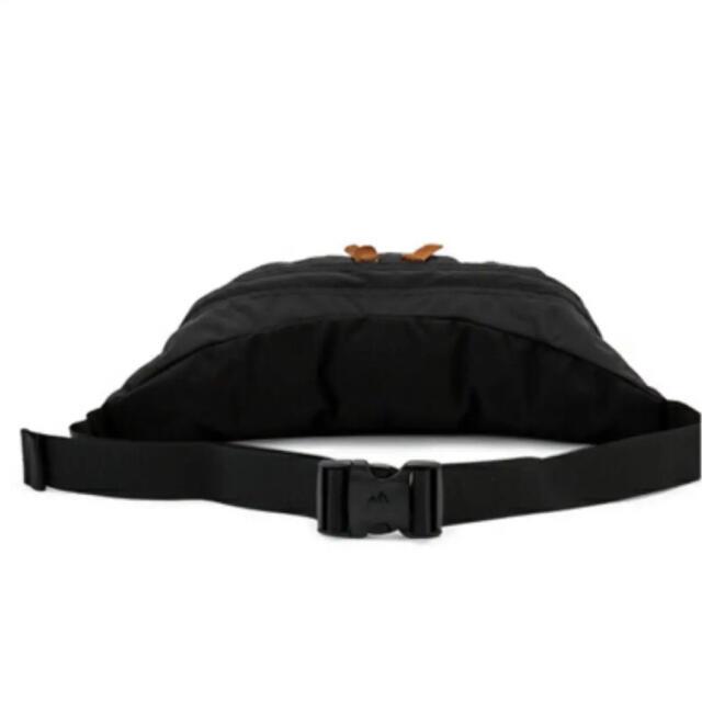 Gregory(グレゴリー)のグレゴリー テールランナー ウエストバッグ ブラック レディースのバッグ(ボディバッグ/ウエストポーチ)の商品写真