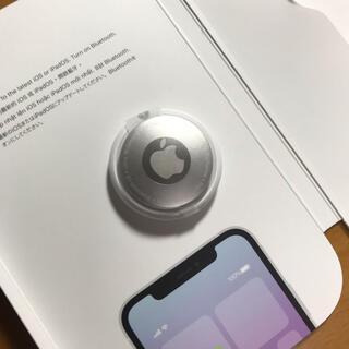 アップル(Apple)の【未使用】Apple AirTag 1個(その他)