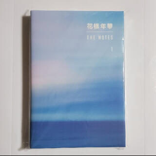 防弾少年団(BTS) - 「花様年華 THE NOTES 1」本&ノート 防弾少年団 BTS