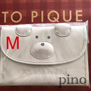 ジェラートピケ(gelato pique)のレア ジェラート ピケ Bear母子手帳ケース M(母子手帳ケース)