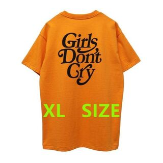 GDC - READYMADE x GIRLS DON'T CRY T-shirts XL