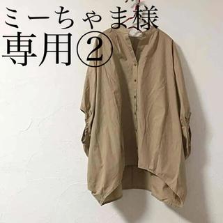 SCOT CLUB - ローブ♡オーバーシャツ