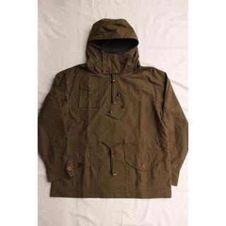 エンジニアードガーメンツ(Engineered Garments)のHAWKWOOD MERCANTILE / CANOEIST SMOCK(ミリタリージャケット)
