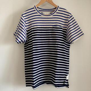 sacai - sacai メンズ ボーダーTシャツ。