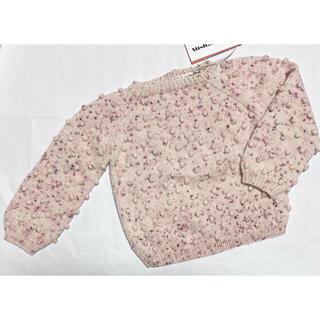 Misha&Puff☆Popcorn Sweater confetti☆3-4y(ニット)