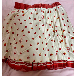 ドーリーガールバイアナスイ(DOLLY GIRL BY ANNA SUI)のスカート アナスイ ANNA SUI DOLLY GIRL ミニ Mサイズ 2 (ミニスカート)