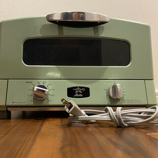 エーアイシー(A・I・C)の中古美品 アラジン トースター 4枚(調理機器)