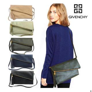 GIVENCHY - GIVENCHY 2way バッグ クラッチ ショルダー ノベルティ